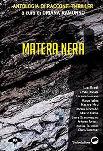 Antologia racconti Thriller dedicata alla città di Matera
